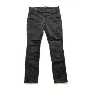 Lucky Brand Lolita Black Skinny Jeans Size 10
